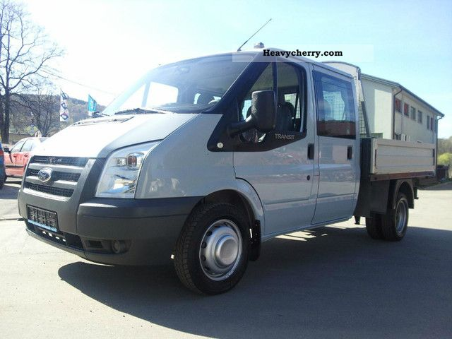 Ford Transit 2.4 2007 photo - 3