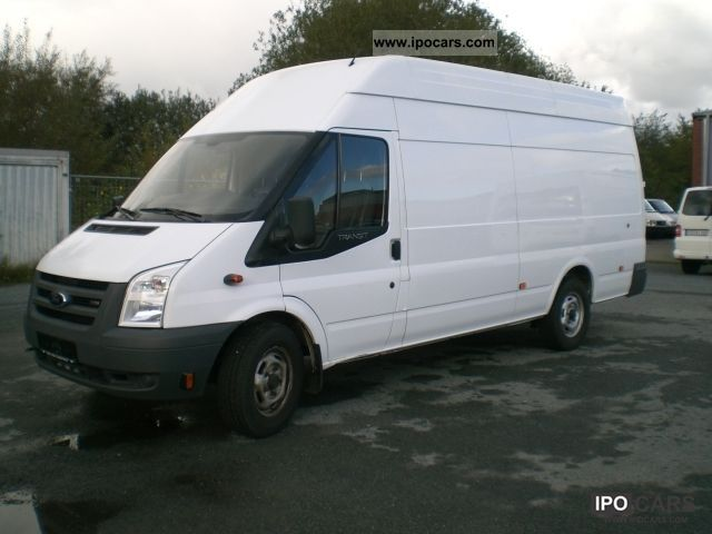 Ford Transit 2.4 2007 photo - 4