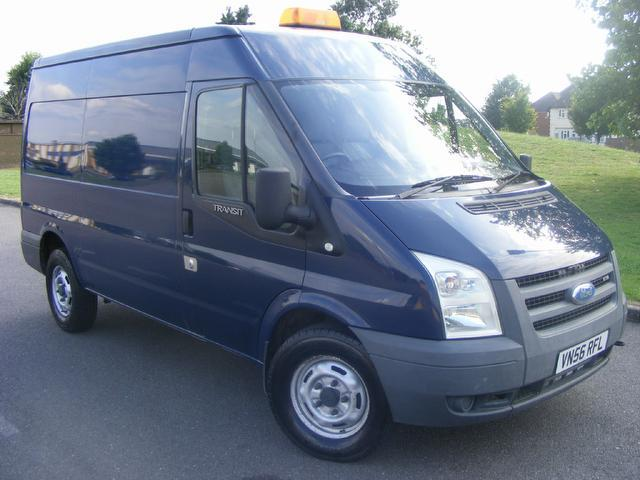 Ford Transit 2.4 2007 photo - 5