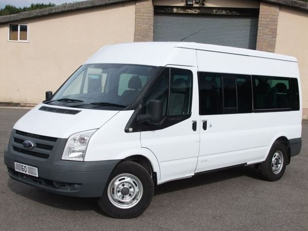 Ford Transit 2.4 2010 photo - 1