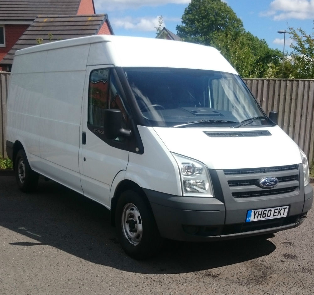Ford Transit 2.4 2010 photo - 11