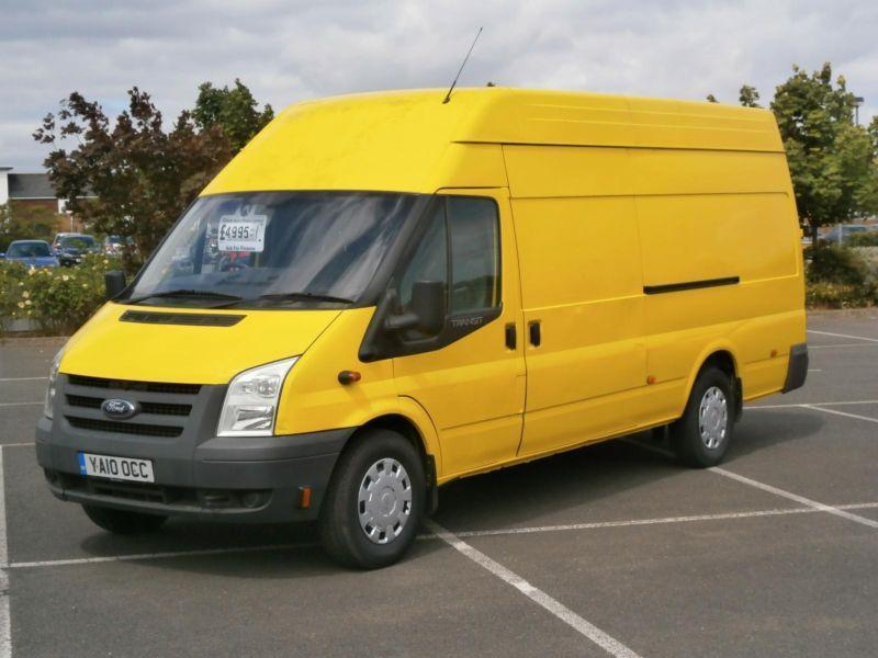 Ford Transit 2.4 2010 photo - 2