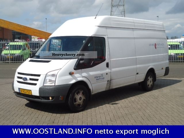 Ford Transit 2.4 2010 photo - 3