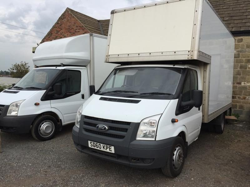 Ford Transit 2.4 2010 photo - 4