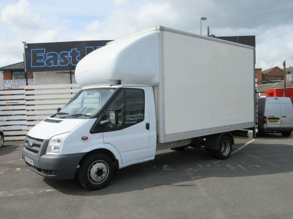 Ford Transit 2.4 2010 photo - 5