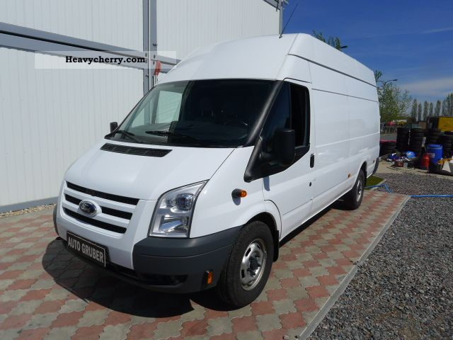 Ford Transit 2.4 2010 photo - 7