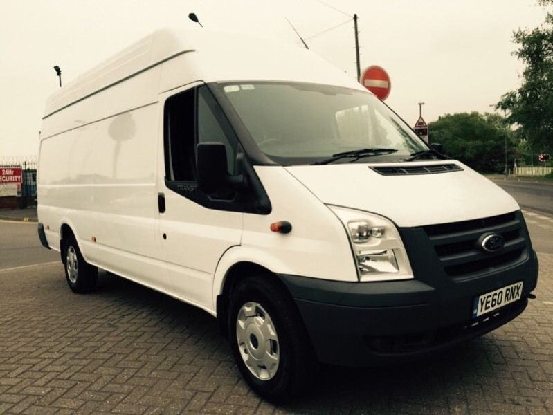 Ford Transit 2.4 2010 photo - 8