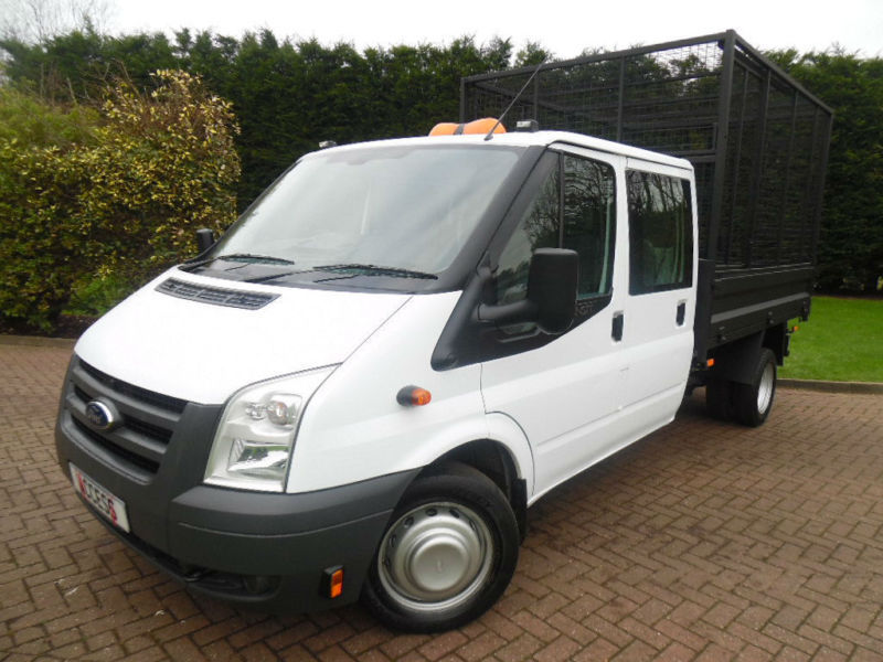 Ford Transit 2.4 2011 photo - 3