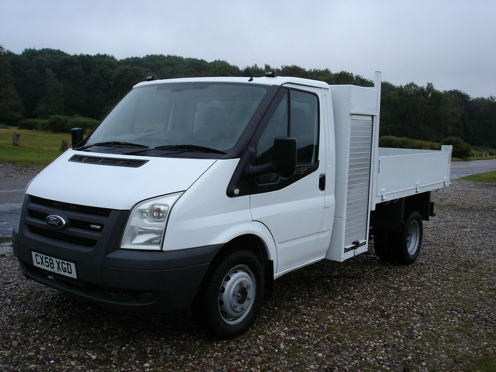 Ford Transit 2.4 2011 photo - 4