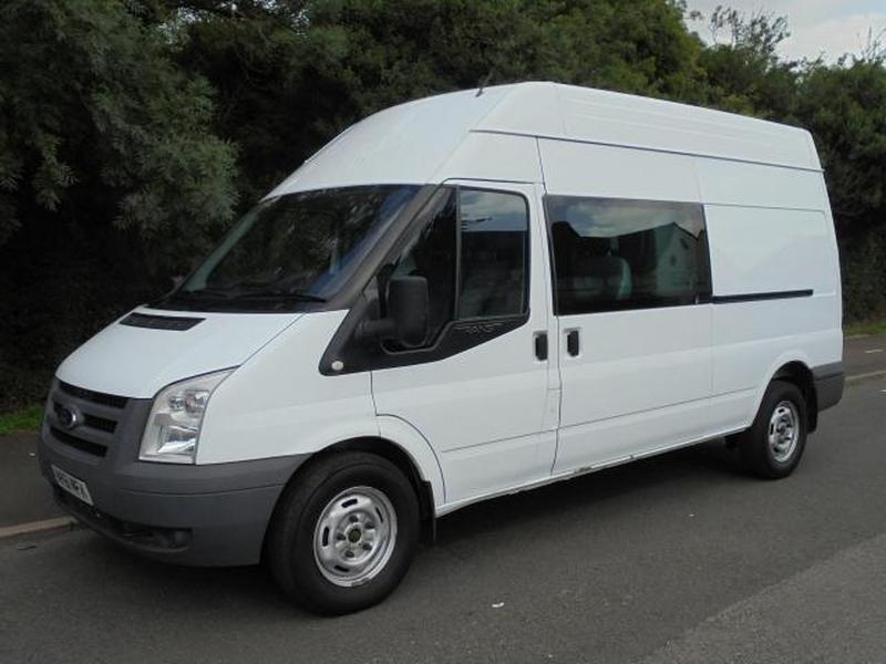 Ford Transit 2.4 2011 photo - 5