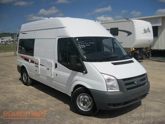 Ford Transit 2.4 2011 photo - 7