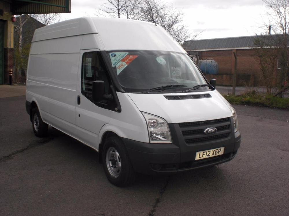 Ford Transit 2.4 2012 photo - 10