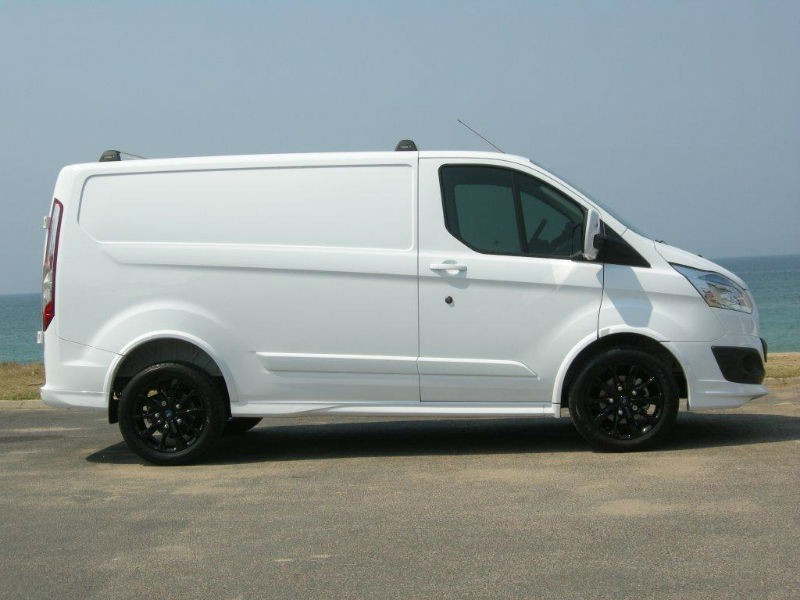 Ford Transit Custom 2.2 2014 photo - 1