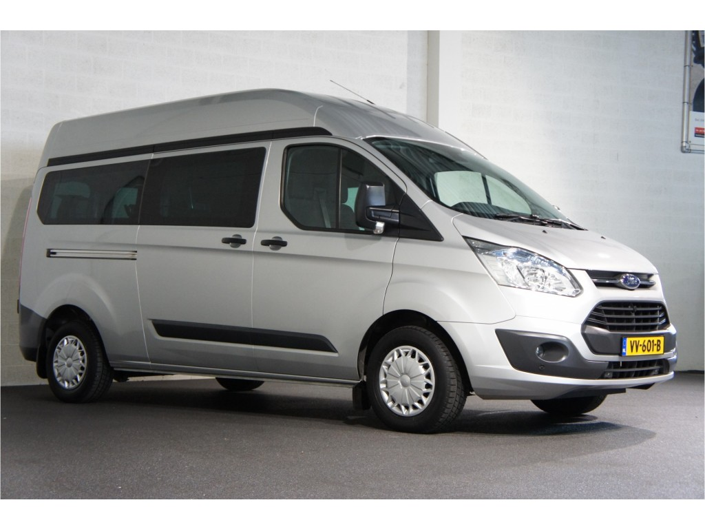 Ford Transit Custom 2.2 2014 photo - 11