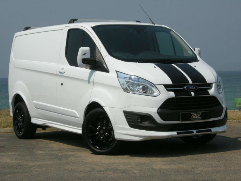 Ford Transit Custom 2.2 2014 photo - 3