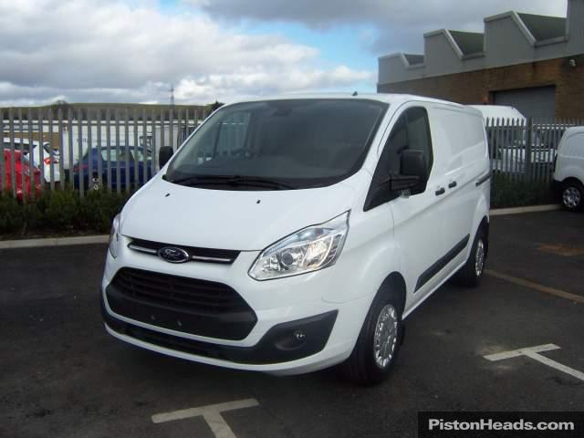 Ford Transit Custom 2.2 2014 photo - 6