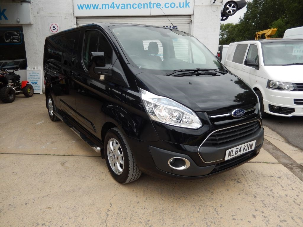 Ford Transit Custom 2.2 2014 photo - 9