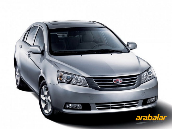 Geely Emgrand 1.5 2010 photo - 1