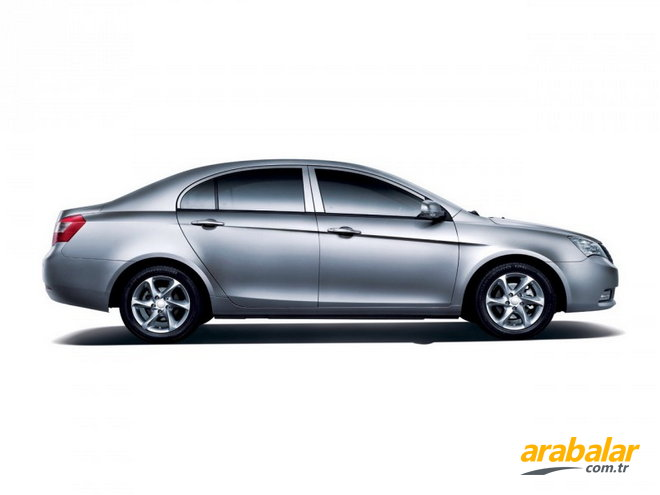 Geely Emgrand 1.5 2010 photo - 10