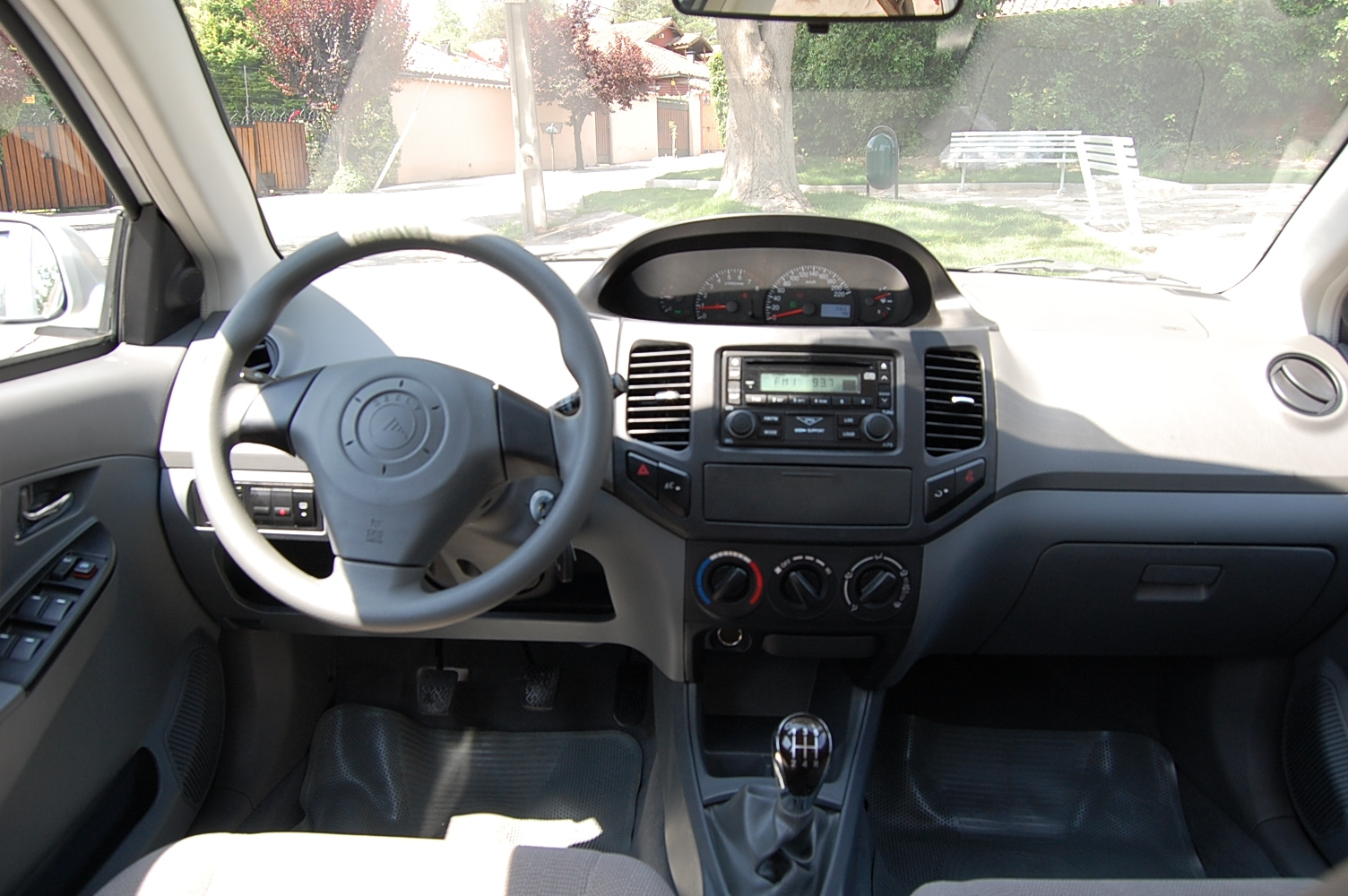 Geely Emgrand 1.5 2010 photo - 11