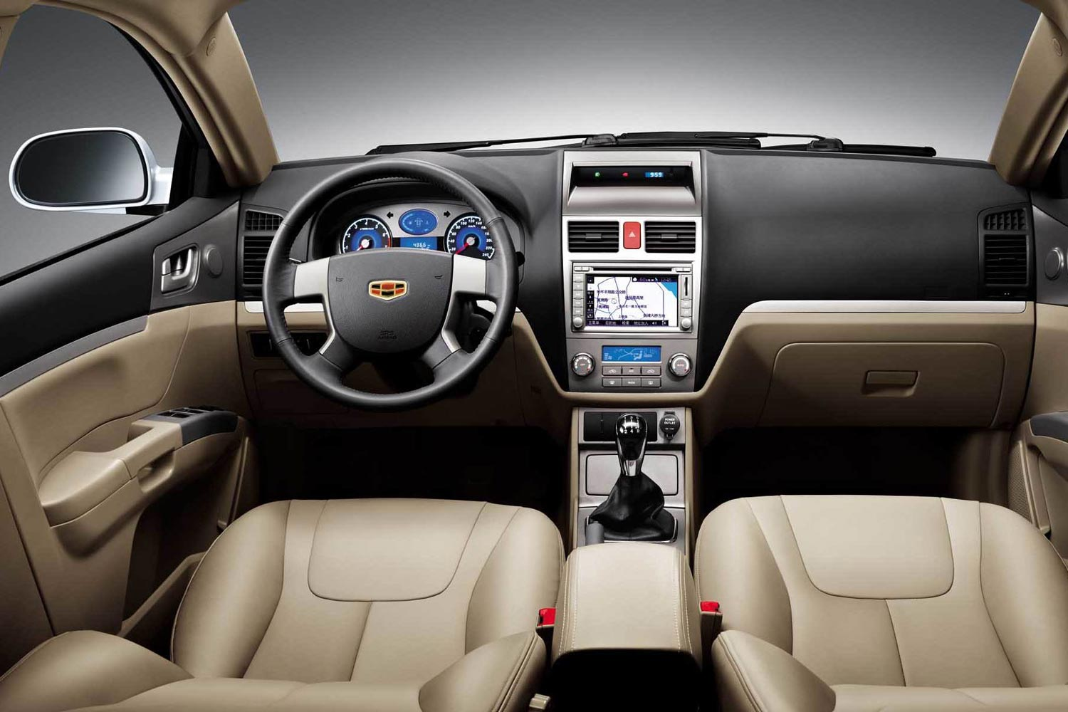 Geely Emgrand 1.5 2010 photo - 12