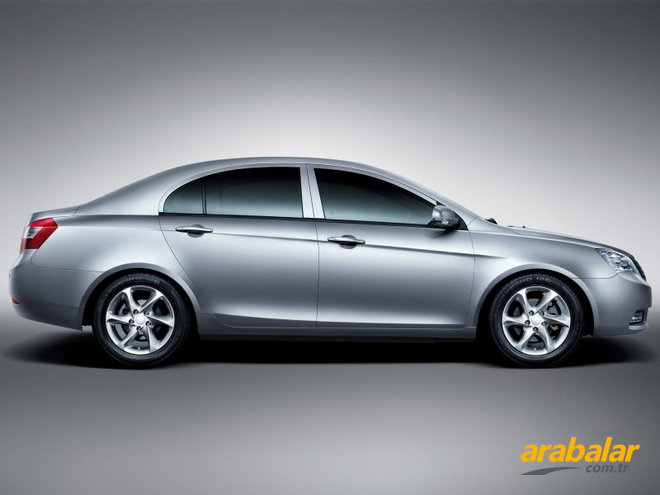 Geely Emgrand 1.5 2010 photo - 2