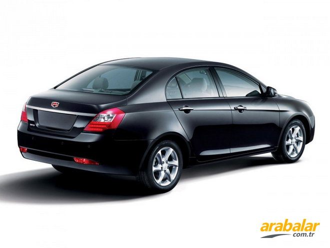 Geely Emgrand 1.5 2010 photo - 5