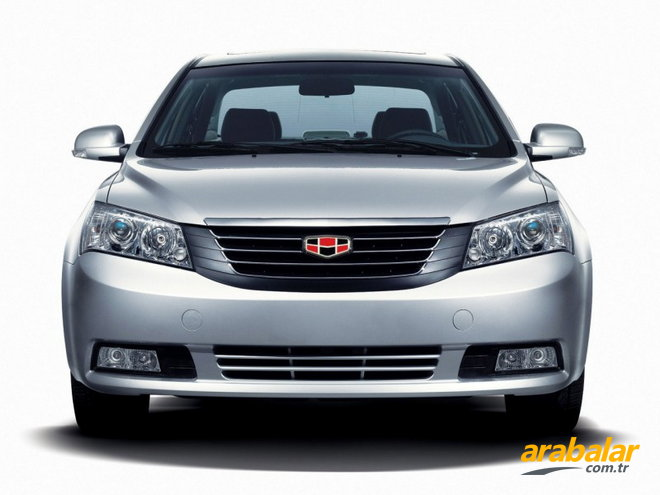 Geely Emgrand 1.5 2010 photo - 6