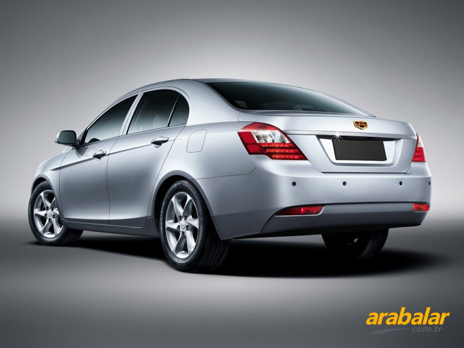 Geely Emgrand 1.5 2010 photo - 7