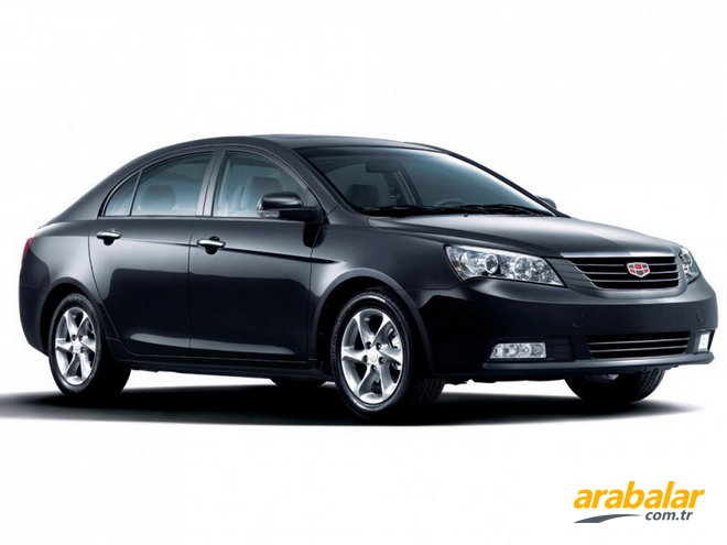 Geely Emgrand 1.5 2010 photo - 8