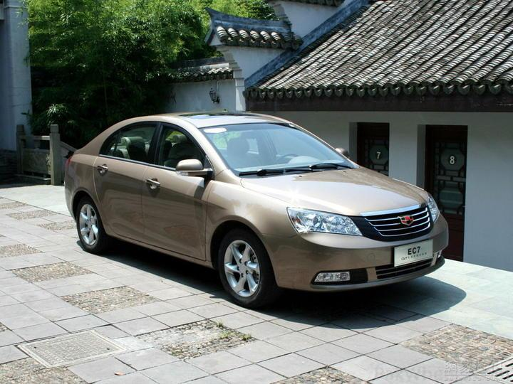 Geely Emgrand 1.8 2010 photo - 5