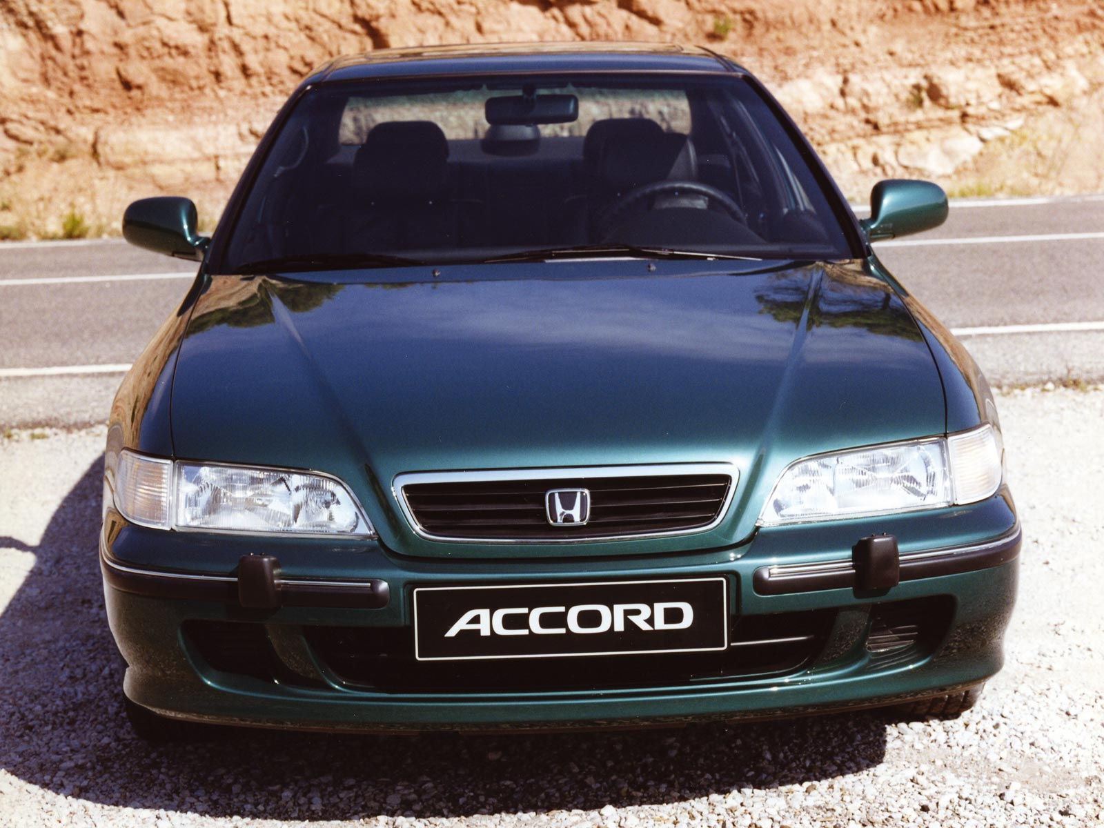 Honda Accord 1.8 1993 photo - 12