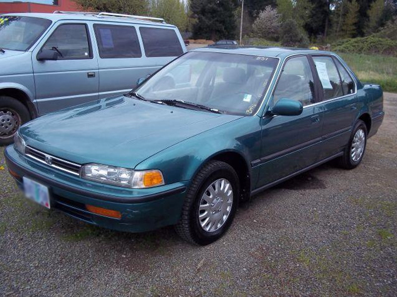 Honda Accord 1.8 1993 photo - 6