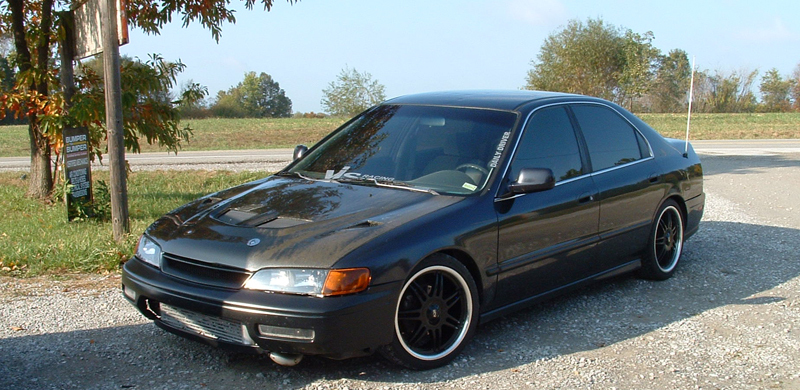 Honda Accord 1.8 1994 photo - 2