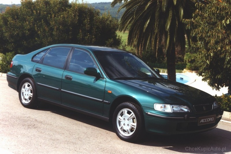 Honda Accord 1.8 1994 photo - 7