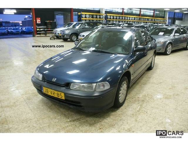 Honda Accord 1.8 1994 photo - 9