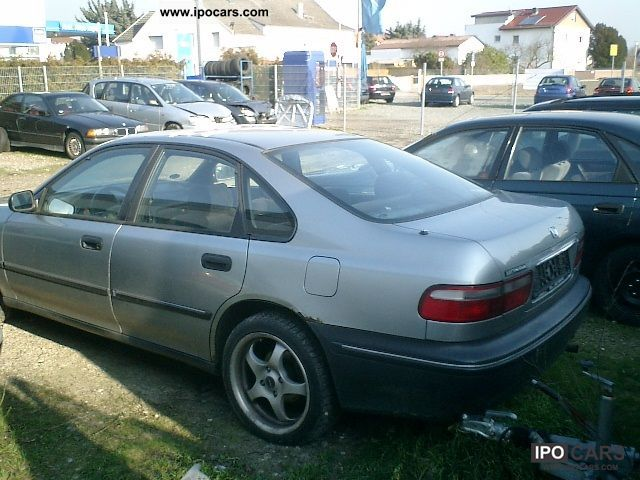 Honda Accord 1.8 1996 photo - 1