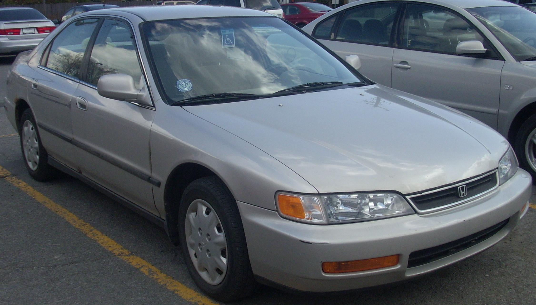 Honda Accord 1.8 1996 photo - 11