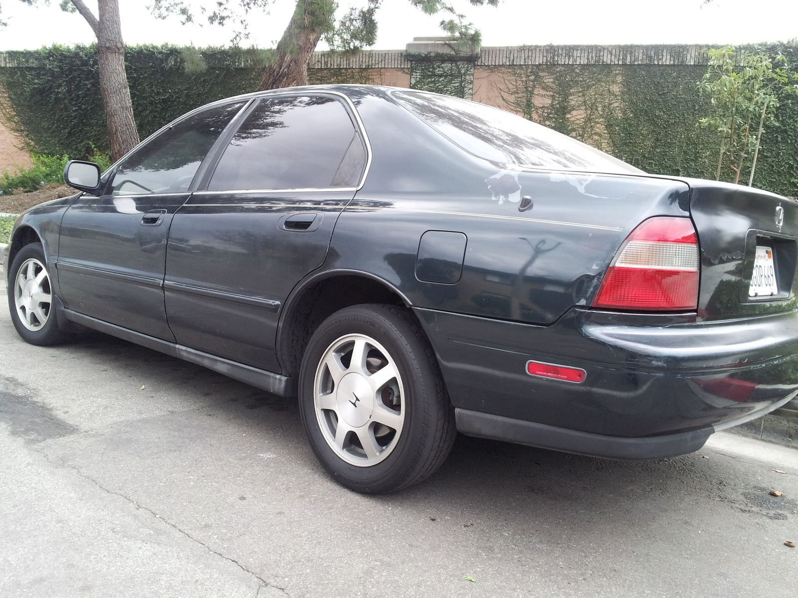 Honda Accord 1.8 1996 photo - 7