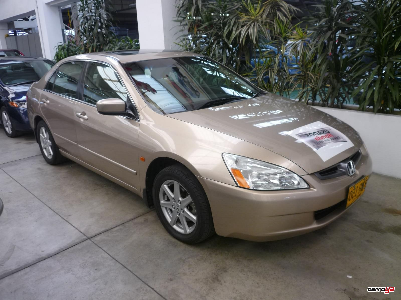 Honda Accord 1.8 2007 photo - 12