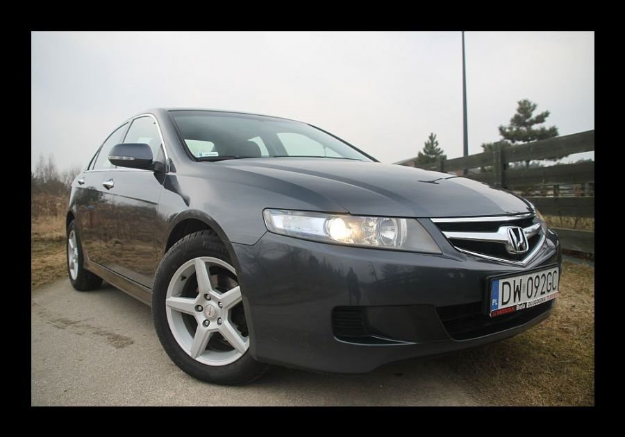 Honda Accord 1.8 2007 photo - 9