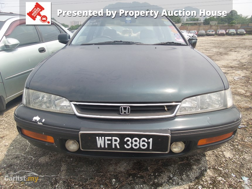 Honda Accord 2.0 1997 photo - 10