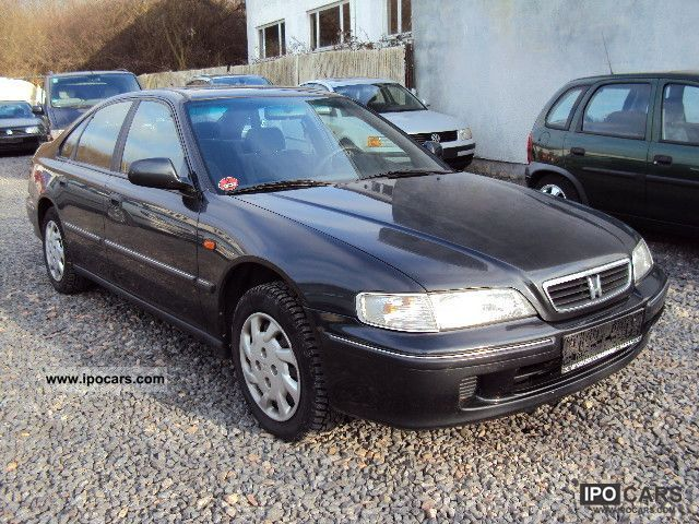 Honda Accord 2.0 1997 photo - 9