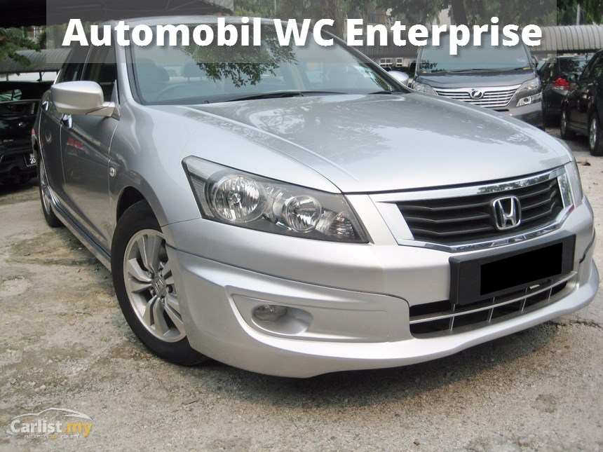 Honda Accord 2.0 2009 photo - 1