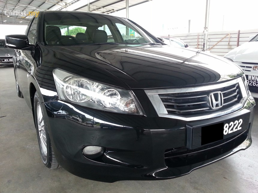 Honda Accord 2.0 2009 photo - 2