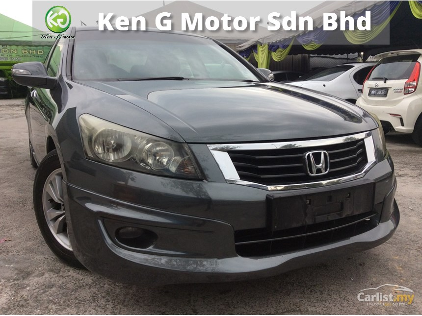 Honda Accord 2.0 2009 photo - 4