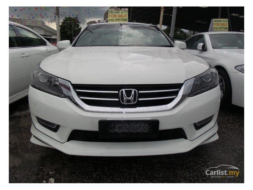 Honda Accord 2.0 2014 photo - 2