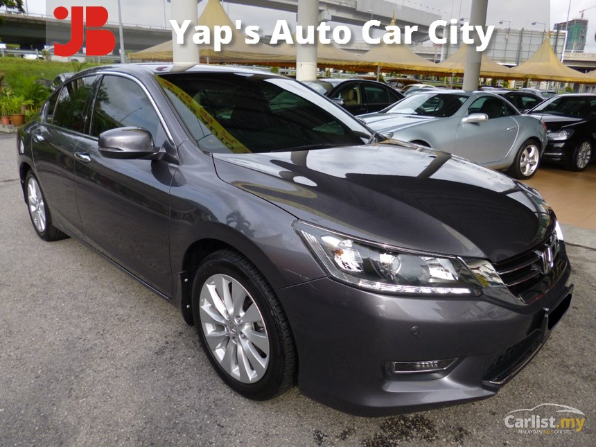 Honda Accord 2.0 2014 photo - 3