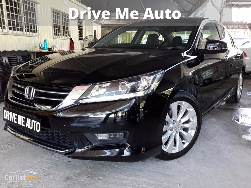 Honda Accord 2.0 2014 photo - 4