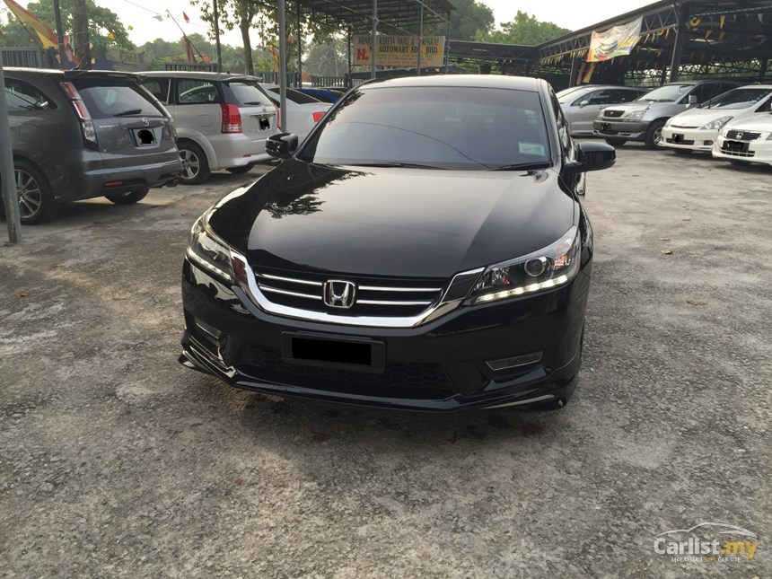 Honda Accord 2.0 2014 photo - 8